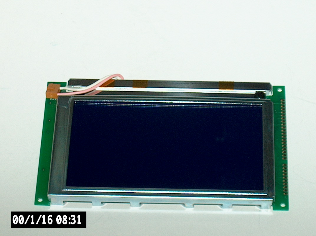 LCD MATRIX DISPLAY